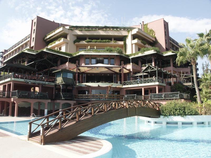 Club Resort Select Maris  Sterne Hotel Turkei